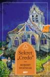 """Robert J. Woźniak, """"Sekret """"Credo"""""""" - ceniony teolog na podstawie tekstu """"Credo"""" przypomina pasjonujące sekrety, które kryją się w istocie naszej wiary."""