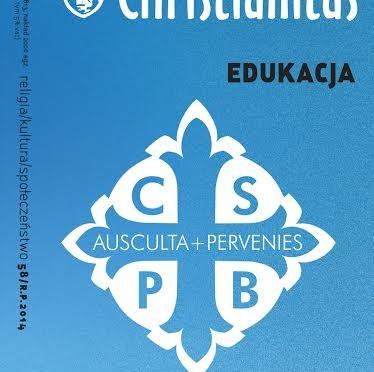 Christianitas o edukacji