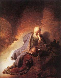 Bóg Jeremiasza