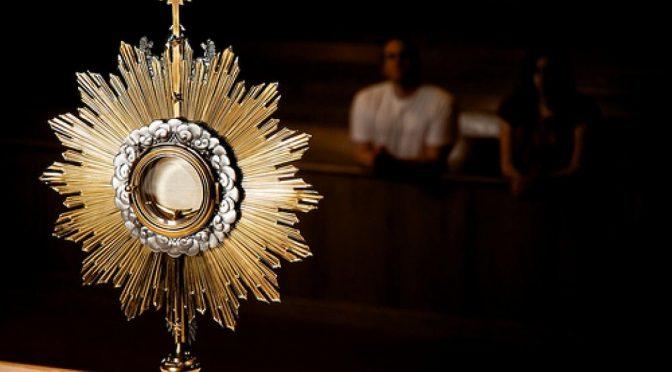 Eucharystyczny ascetyk